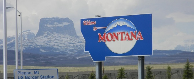 Монтана.Необычный взгляд., Часть первая.