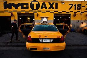 Мойка такси, 2010.
