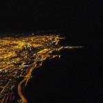 т.к. на Чикаго с высоты не удалось посмотреть, решила из самолета пофоткать) по-моему, красиво))
