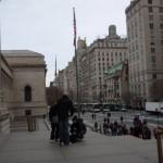 около Metropolitan museum