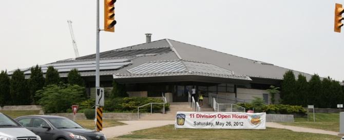 Канада. День открытых дверей в полиции
