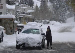 С чисткой машин особо никто не заморачивается...