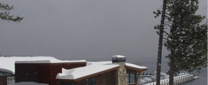 Снег, Олимпиада и немного озера Тахо