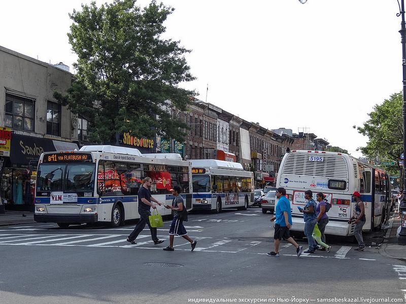 Джипси-кэб, или нелегальные такси в Нью-Йорке