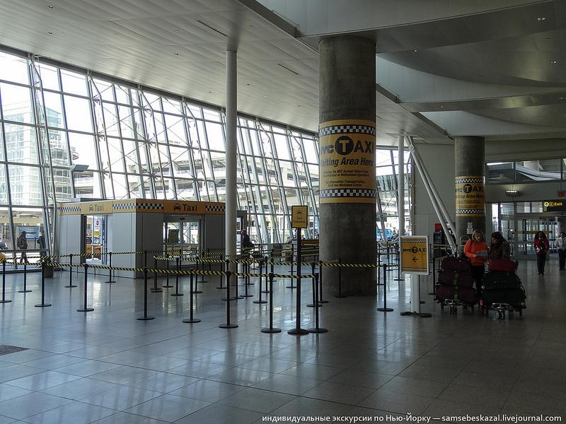 Как Нью-Йорк боролся с бомбилами в аэропортах, и что из этого вышло