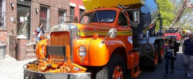 Потрогай грузовик! Лучшее на свете мероприятие для детей